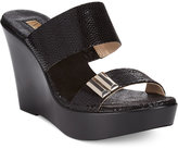INC International Concepts Women's Pandeh Platform Wedge Sandals, Only at Macy's