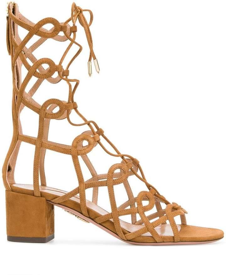 Aquazzura Mumbai sandals