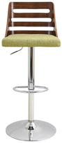 Lumisource Trevi Adjustable Barstool with Swivel