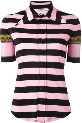 Givenchy Striped Shirt