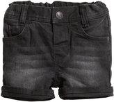 H&M Twill Shorts - Dark gray - Kids