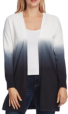 Vince Camuto Dip-Dyed Cardigan
