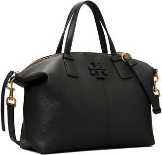 Tory Burch MCGRAW TOP-ZIP SATCHEL