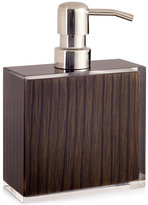 Hotel Collection CLOSEOUT! Hotel Collection, Wood Veneer Lotion Pump, Created for Macy's