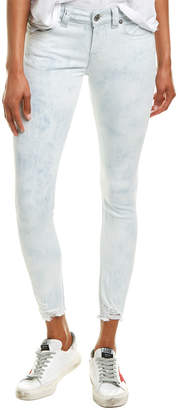 True Religion Jennie Indigo Osmosis Curvy Skinny Leg