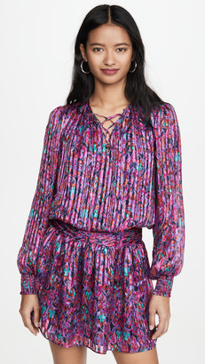 Ramy Brook Printed Gessie Dress