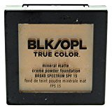 Black Opal True Color Mineral Matte Creme Powder Au Chocolat (7.4g) (3 Pack)