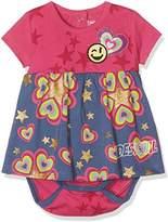 Desigual Baby Girls' VEST_LETICIA Dress