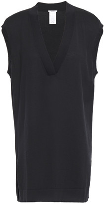 Wolford Glow Cotton And Silk-blend Top