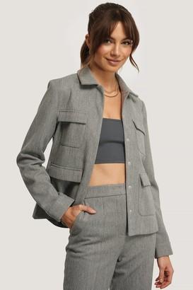 Monica Geuze X NA-KD Pockets Jacket