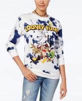 Hybrid Juniors' Warner Bros Looney Tunes Graphic Sweatshirt