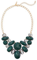 New York & Co. Faux-Stone Bib Statement Necklace