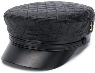 Borsalino quilted forage cap