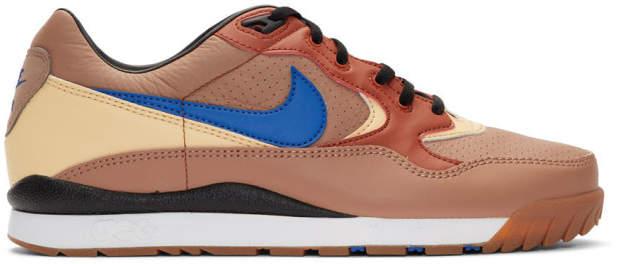 Nike ACG Taupe Air Wildwood Sneakers