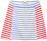 Kate Spade Stripe A-Line Skirt (Big Girls)