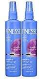 Finesse Finish + Strengthen Extra Hold Non-Aerosol Hair Spray, 8.5 oz, 2 pk
