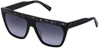 Rebecca Minkoff Jane Acetate Shield Sunglasses