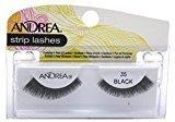 Andrea Style Eyelashes, # 35 Black by