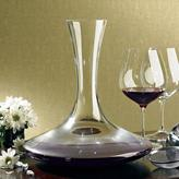 Wine Enthusiast 47 oz. Vivid Wine Decanter