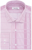 Calvin Klein Men's Slim-Fit Infinite Stretch Variable Striped Dress Shirt