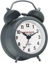 London Clock Company Belle Mini Alarm Clock, 12.5cm