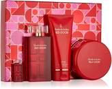 Elizabeth Arden Red Door 4 Piece Gift Set (Eau De Toilette Spray 3.4 Oz & Parfum Spray 0.33 Oz & Body Lotion 6.8 Oz & Perfumed Body Powder 2.6 Oz) for Women, 3.4 fl. Oz.