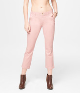 Skinny Kick Flare Crop Pants