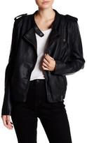 Sanctuary Vegan Leather Jacket