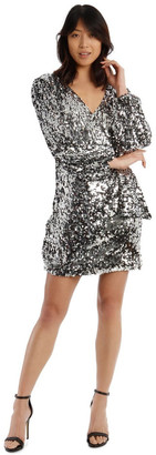 Collection Wait And See Sequin Dress