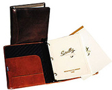 Scully Binder Italian Leather 5046