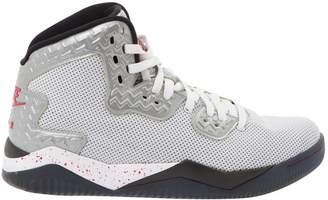 Jordan Grey Cloth Trainers