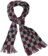 Rio Terra Knit Pinstripe Men's Warm Winter Scarf - Long