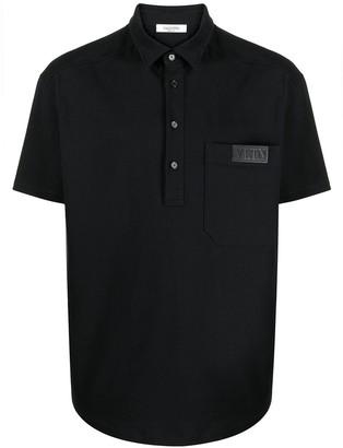 Valentino VTLN short-sleeve polo shirt