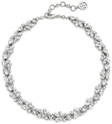 Ben-Amun Crystal Wreath Necklace