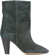 Etoile Isabel Marant mid-calf boots - women - Calf Leather/Leather - 36