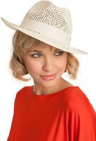 Trina Turk Alpino Woven Paper Hat