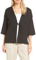 Eileen Fisher Women's Organic Cotton Kimono Jacket