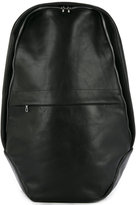 Julius zip pocket backpack