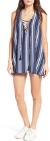 Show Me Your Mumu Navy Stripe Sporty Dress