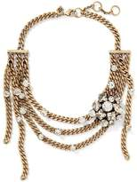 Banana Republic Sparkle Chain Tiered Necklace