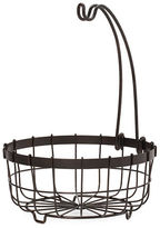 Mikasa Gourmet Basics Centerpiece Basket with Banana Hook