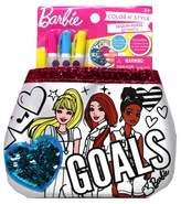 Barbie Craft Kit Color & Style Purse