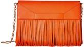 Moschino Fringes Shoulder Bag Shoulder Handbags