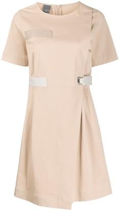 Lorena Antoniazzi panelled shift dress