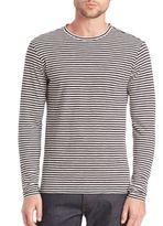 The Kooples Striped Long-Sleeve T-Shirt