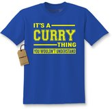 Expression Tees Kids It's A Curry Thing T-Shirt