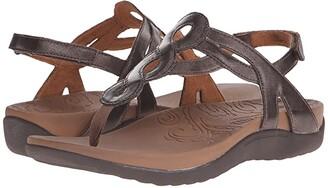 Rockport Ramona (Black Patent) Women's Sandals