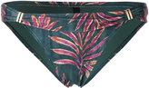 Vix Paula Hermanny floral print bikini bottoms