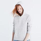 Madewell Side-Slit Hoodie Sweatshirt