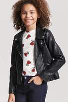 Forever 21 Girls Rose Graphic Top (Kids)